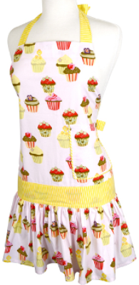 flirty apron cupcake