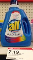 target all det laundry sm