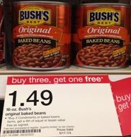 target bush beans sm