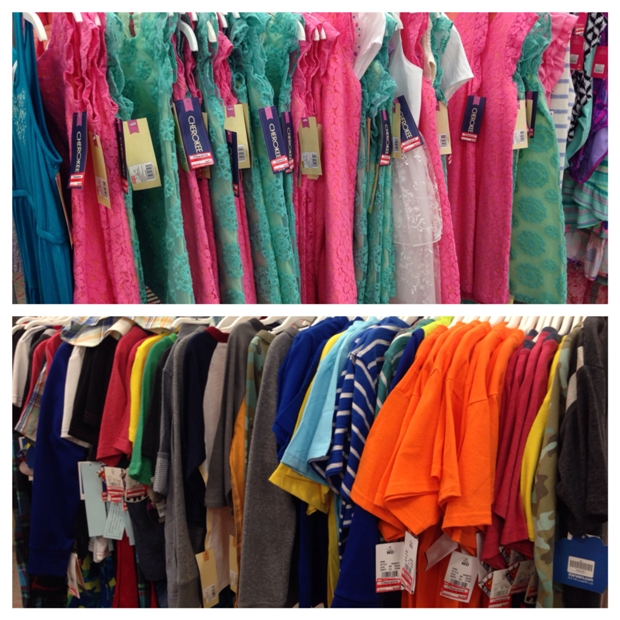 target clear boys girls clothes 50