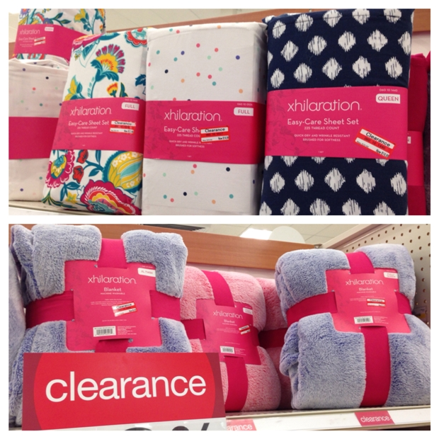 target clear sheets 50
