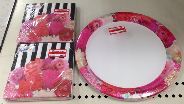 target clear spritz 50 plates
