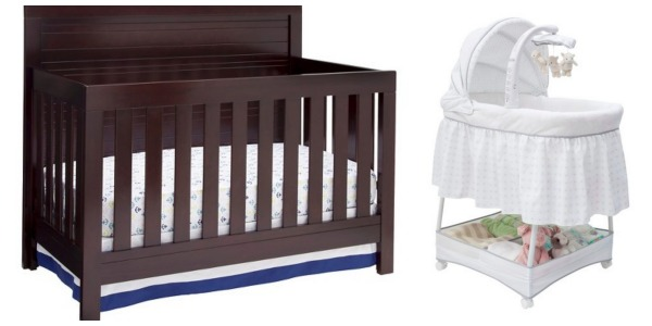 target crib bassinet