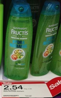 target garnier shampoo sm
