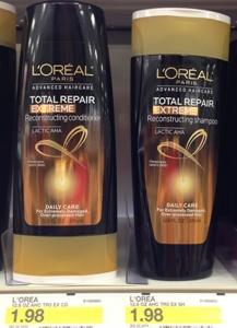 target loreal adv hair