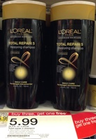 target loreal big shampoo  sm