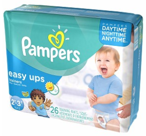 target pampers easy ups pic