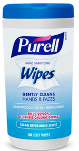 target purell canister new deal