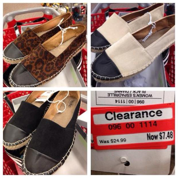target read clear monica shoes 70