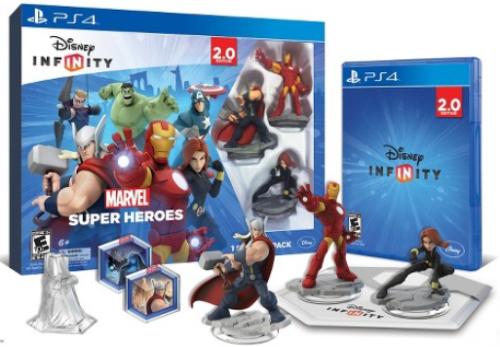 target.com disney infinity super heros game