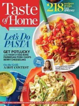taste of home mag
