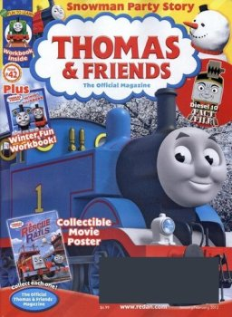 thomas and friends mag