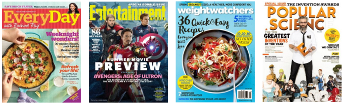 weekend mag sale 515