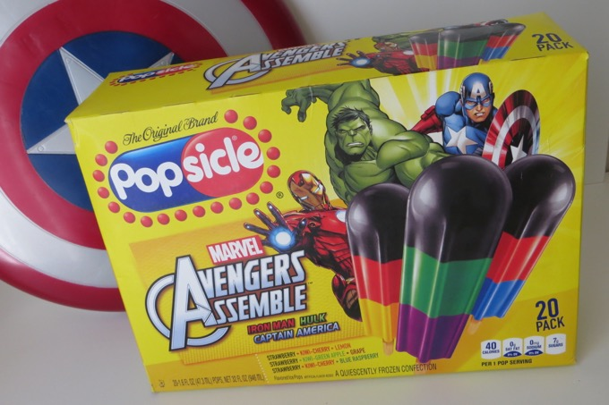 Target Popsicles