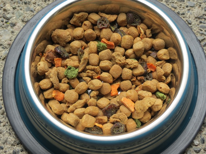 Petfresh dry dog food