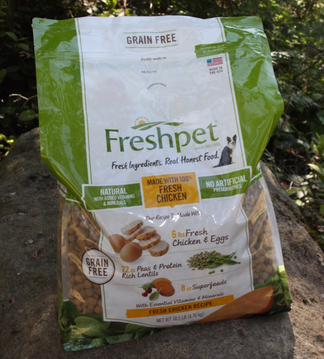 Freshpet Dry Dog Food