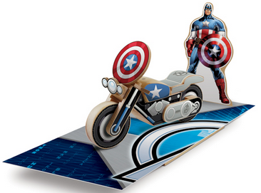 lowes free build clinic captain america