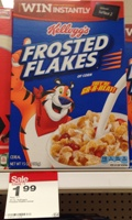 target cereal frosted flake sm