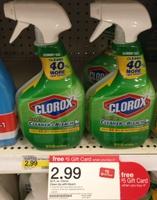 target clorox sm