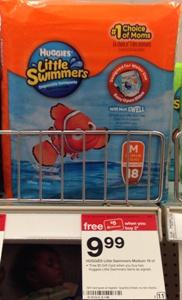 target lil swimmer