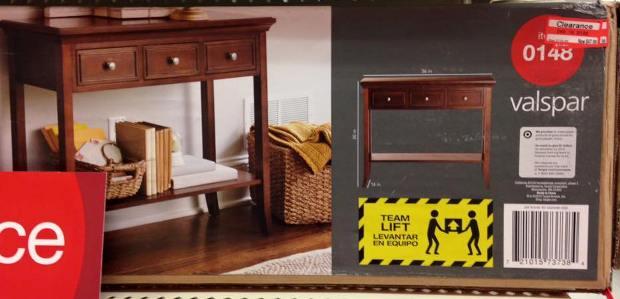Target Read Andrea Furniture 70