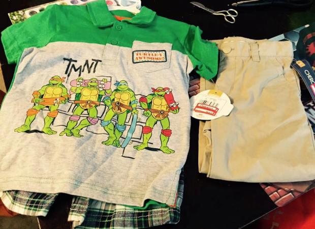 target read clear kristi 70 shorts