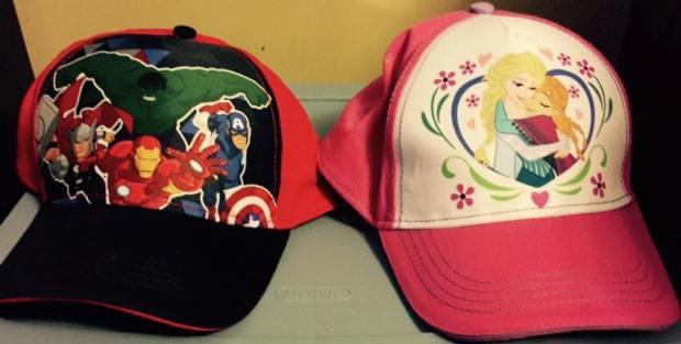 target read clear new kristi hats
