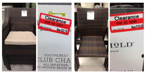 target read clear new monic patio chair collage