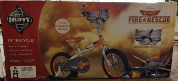 target read clear rachel bike 70