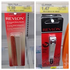 target revlon tools collage