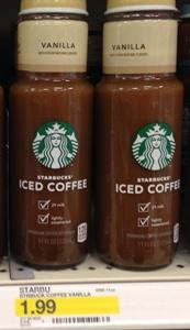 target starbucks iced coffee