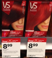 target vd hair color sm