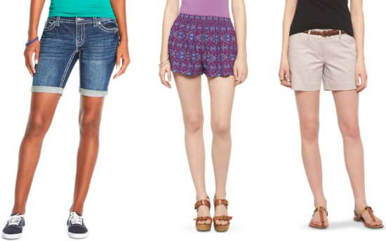 target women short collage