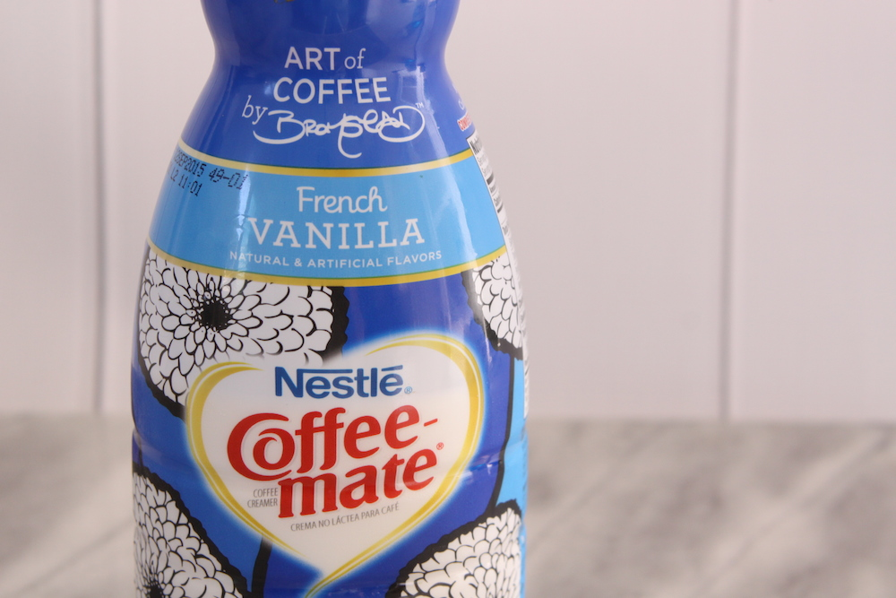 Coffee-Mate the Art of a Fresh Start