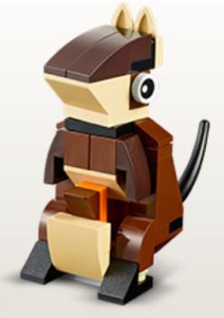 lego store kangaroo pic
