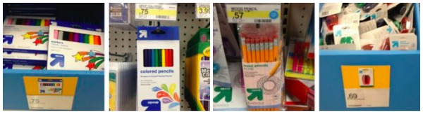school supplies target