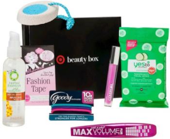 target beauty box 1