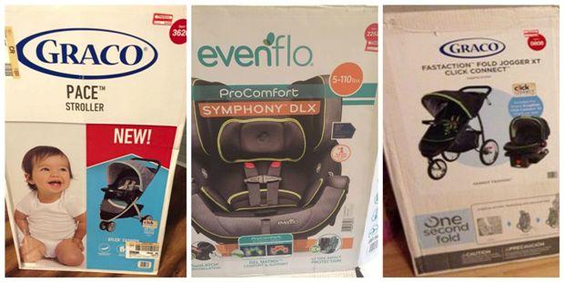 target car seat PicMonkey Collage