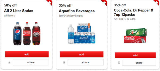 target cartwheel offer pop pic