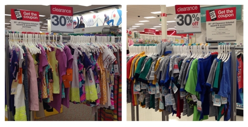 target clearance kids clothes pic