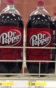 target dr pepper