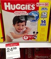 target huggies diapers sm