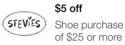 target mobile coupon shoes pic