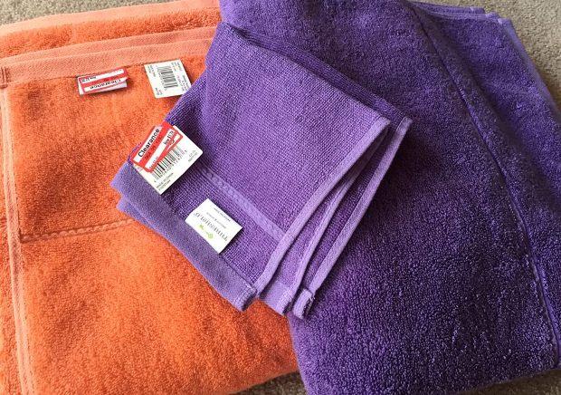 target read clear lynn towel