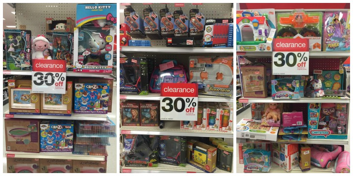 target toy clearance pic