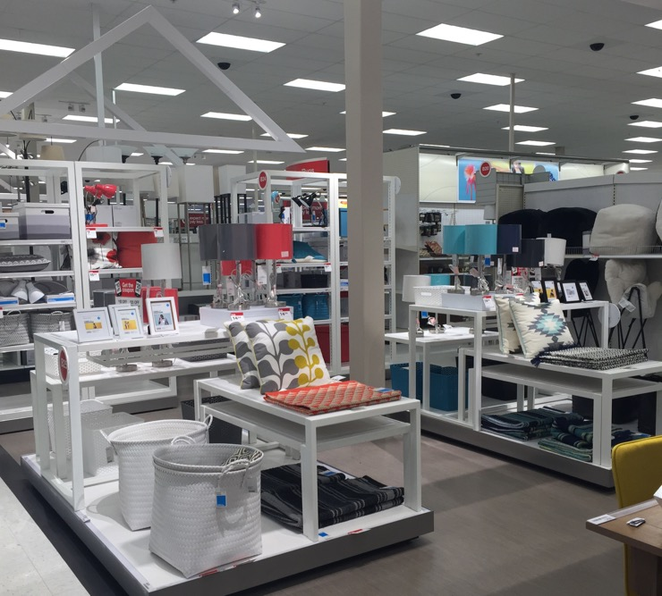 Kitchen Stores: Newly Remodeled Target Store With Self Checkout!