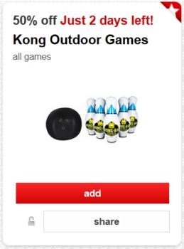 target cartwheel kong games pic