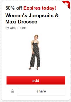 target cartwheel womens jumpsuits and maxi dresses