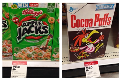 target cereal post pic