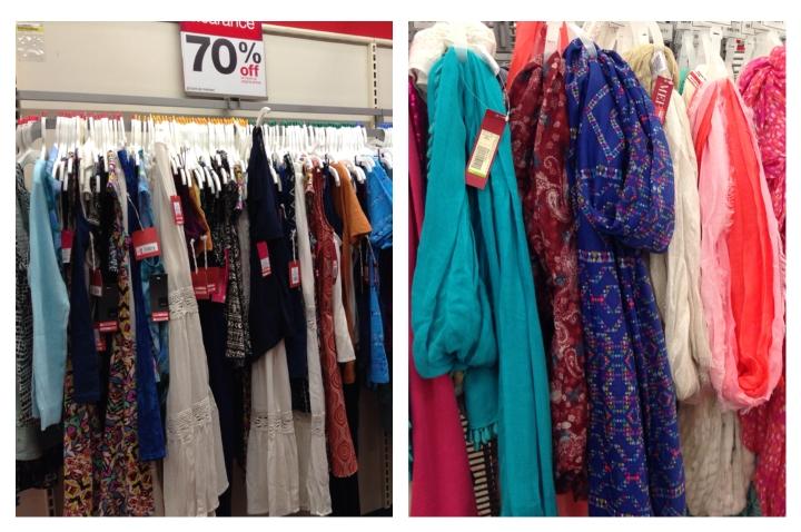 target clear women 70